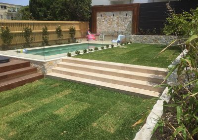 1 pool landscaping