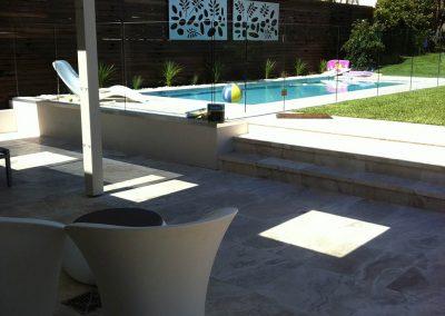 1 pool & terrace